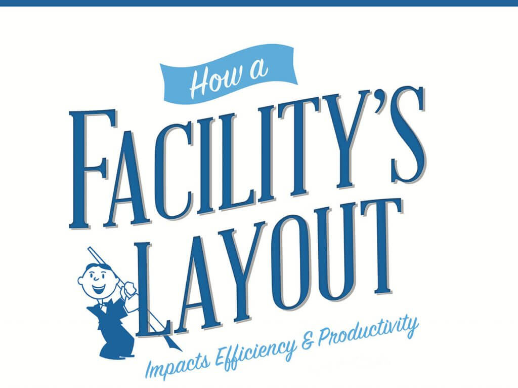 How a Facility's Layout Impacts Efficiency & Productivity