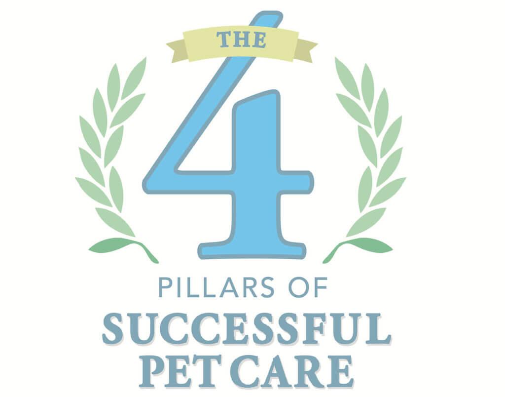 The 4 Pillars Of Successful Pet Care