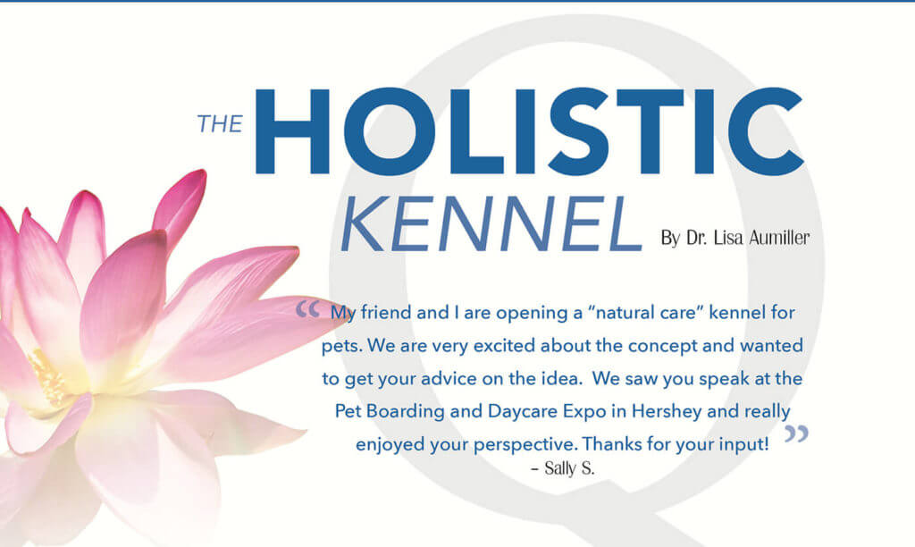 The Holistic Kennel