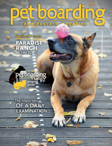 Pet Boarding and Daycare Magazine