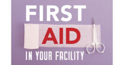 First Aid In Your Facility