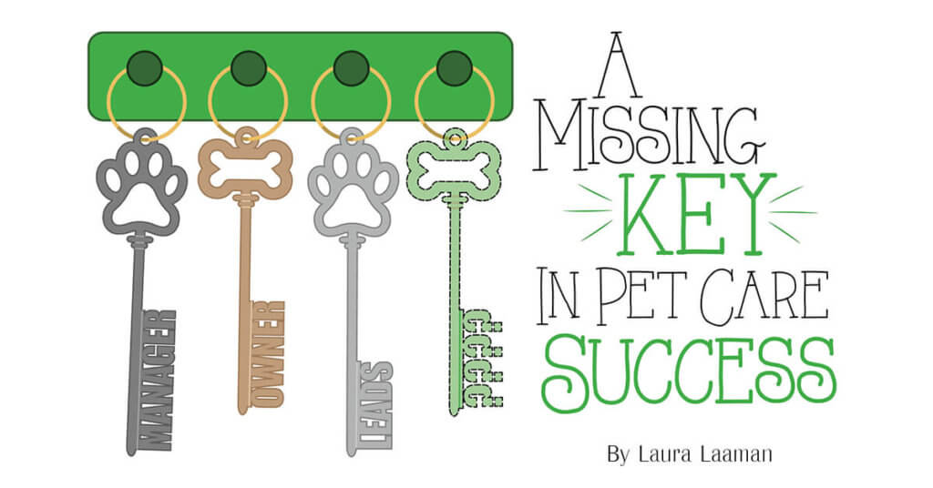 A Missing Key In Pet Care Success