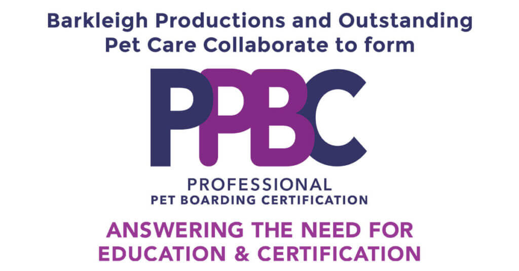 Barkleigh Productions and Outstanding Pet Care Collaborate to Form ...