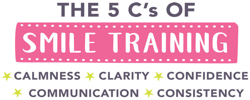 The 5 C's of Smile Training